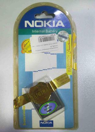 Аккумуляторы к мобильным телефонам Б/У Nokia BL-5X
