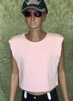 Pink майка футболка топ без рукавов fenty puma by rihanna ориг...
