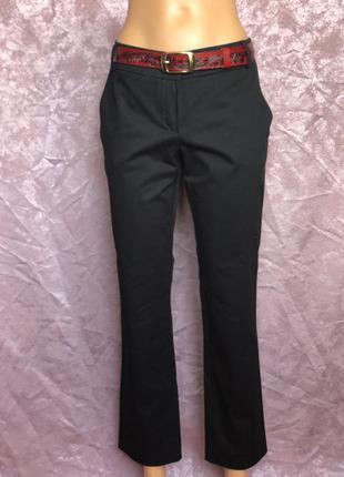 Стильные женские черные брюки штаны-хулиганы bhs