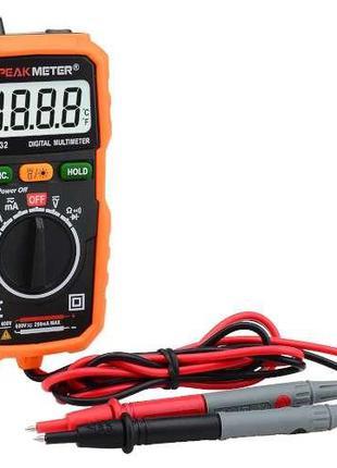 Мультиметр портативный цифровой PROTESTER PM8232