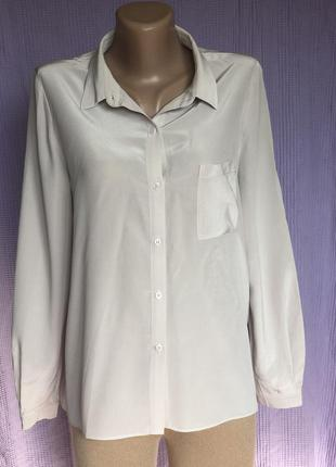 Шелковая нежная рубашка блузка charli  оригинал