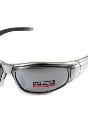 Защитные очки Swag Boardz (silver mirror) (SWAG) (4БОАР-70Ц)
