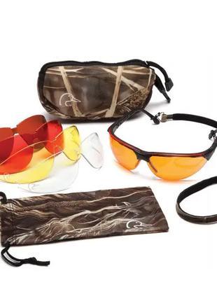 Защитные очки со сменными линзами Ducks Unlimited DUCAB-1 Shoo...