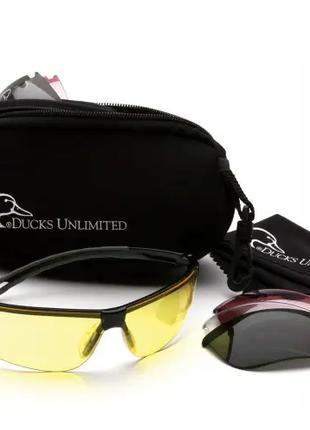 Защитные очки со сменными линзами Ducks Unlimited DUCAB-2 Shoo...