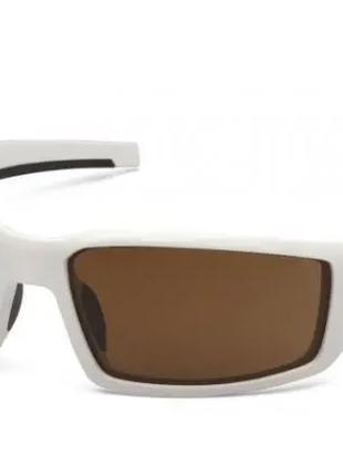 Защитные очки Venture Gear Pagosa White (bronze) (3ПАГО-Б50)