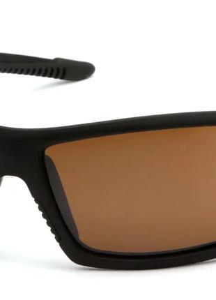 Защитные очки Venture Gear Tactical StoneWall (bronze) (3СТОН-50)