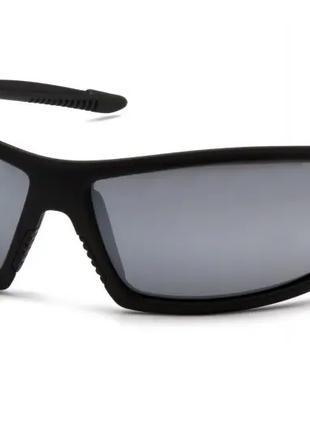 Защитные очки Venture Gear Tactical StoneWall (silver mirror) ...
