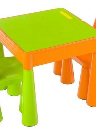 903 Комплект детской мебели Tega Baby Mamut (стол + 2 стула) (...