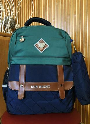 Красивый школьный рюкзак для мальчика 7-10 лет, детский ранец ...