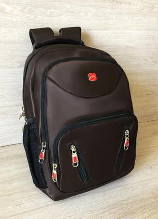 Детский рюкзак с водоотталкивающим покрытием для мальчика 5-6-...