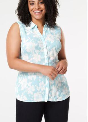 Bonmarche блузка рубашка