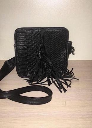 Женская сумка кросс боди клатч