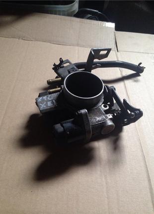Дроссельная заслонка X16XEL Opel Astra G 90529710 90541440