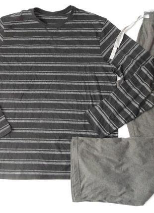 Пижама мужская домашний костюм george хл