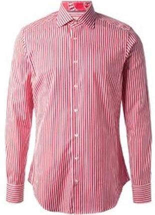 Стильная рубашка длинный рукав,хлопок,seidensticker,германия