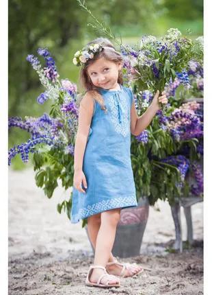 Сукня дитяча для дівчинки