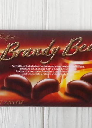 Шоколадные конфеты с бренди Maitre Truffout Brandy Beans 200g ...