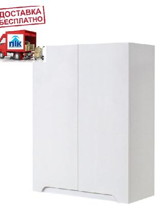 Шкаф навесной Симпл БЕЛЫЙ 600*800*282 (КОД: SH-0260-Б)