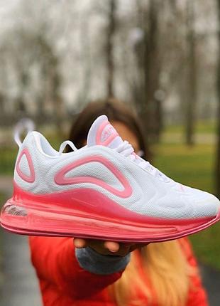 Фирменные кроссовки женские Naik air max 720