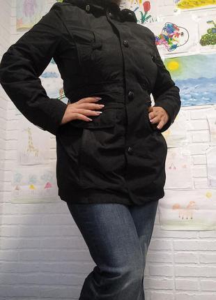 Куртка пальто плащ ветровка-дождевик