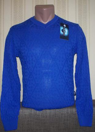 Пуловер тонкий для мальчиков 152/158 Турция