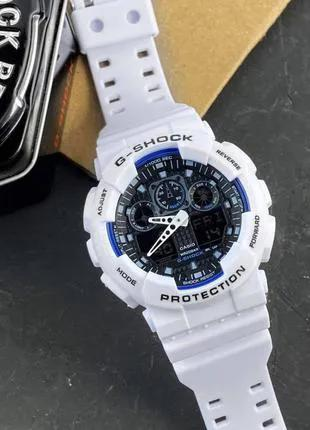 Лучшие часы CASIO G-SHOCK GA-100