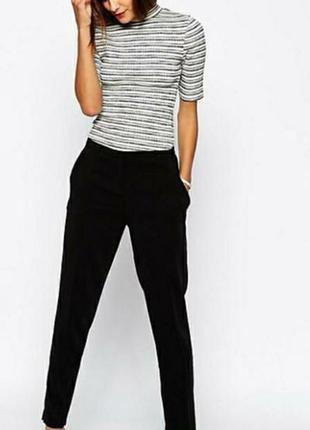 Актуальные зауженные брюки bonmarche размер 12
