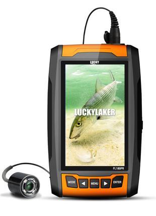 Подводная видеокамера Lucky FL180PR с видео и фото записью!