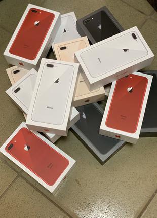 Новые iPhone 8+ Plus 64GB ( Оригинал, Neverlock)!