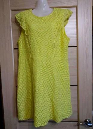 Платье xl-xxl