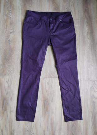 Штаны брюки джинсы женские h&m сток германия (s,l)