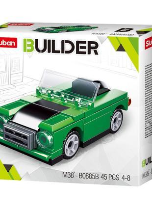 "Конструктор SLUBAN M38-B0885B ""Builder"": спортивна машина Форд..."
