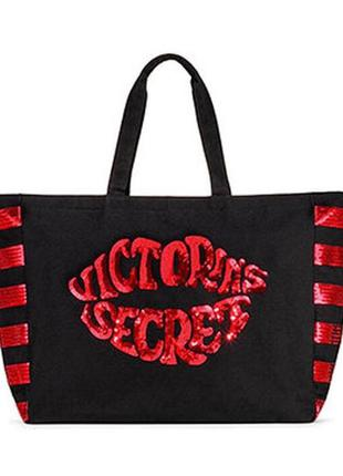 Шикарная сумка виктория сикрет victoria's secret оригинал