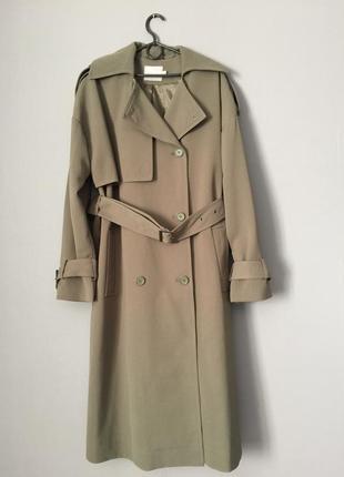 Стильное оверсайз пальто asos 12-–48 размер.