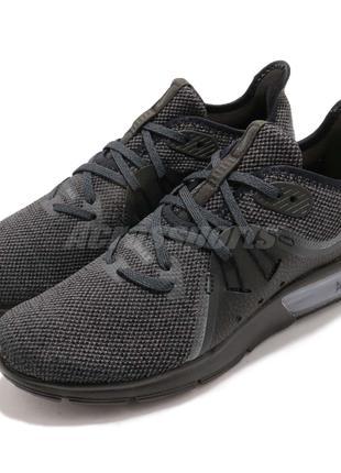 Женские кроссовки Nike Air Max Sequent 3 908993-010 ОРИГИНАЛ!!!
