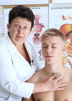 Лимфатический массаж(профессор Шишова)