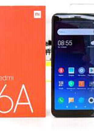 Xiaomi Redmi 6a Акция! Защитное стекло+Бампер+Бесплатная доставка