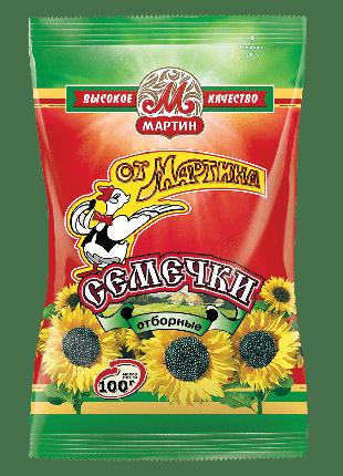 """Семечки """"От Мартина"""" Отборные Premium"""