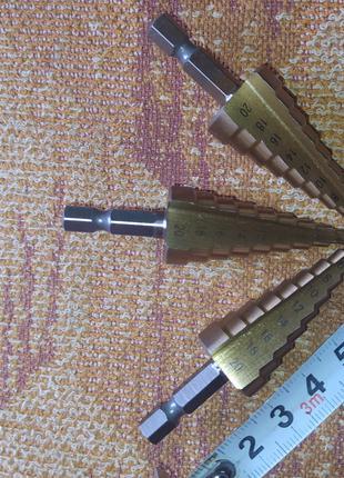 Ступенчатое сверло 20 мм
