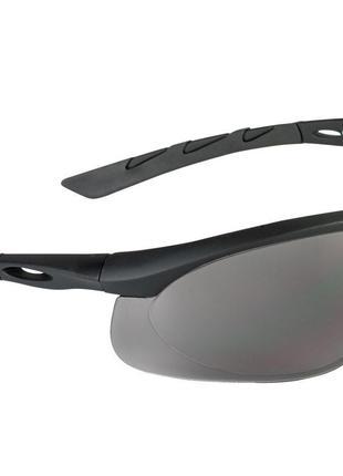 Очки баллистические Swiss Eye Lancer. Цвет - черный (2370.05.55)