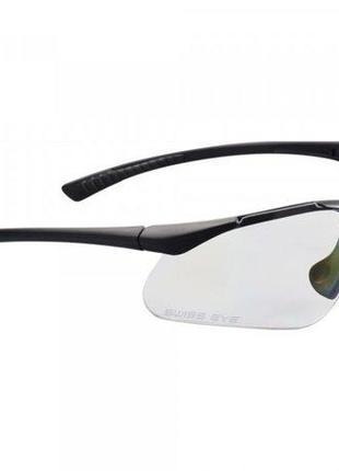 Очки баллистические Swiss Eye Maverick. Цвет - черный (2370.05...