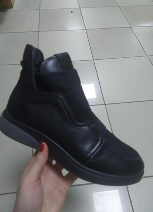 Женские деми ботинки стильные