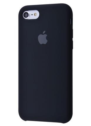 Силиконовый чехол на iPhone 7/8