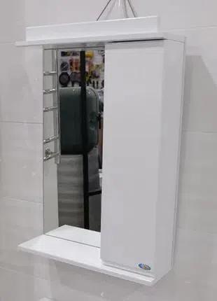 Зеркало 50 см Шкафчик зеркало в ванную комнату