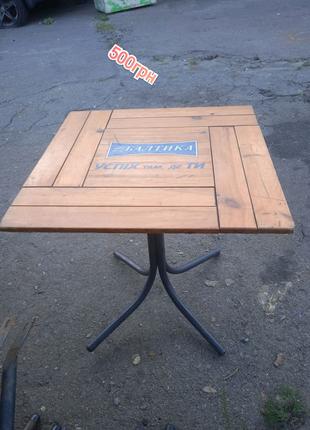 Столы стулья садовые