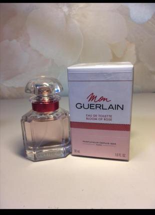 Guerlain mon guerlain женская туалетная вода 30 мл