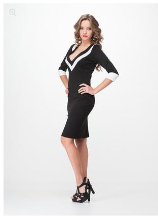 Шикарное дизайнерское платье от еnna levoni