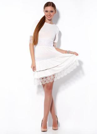 Красивое платье коктейльное/повседневное последний sale!