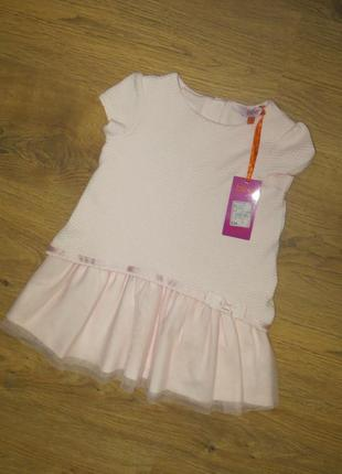 Платье на 2-3 года baker