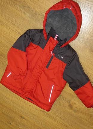 Куртка на 4 года oshkosh